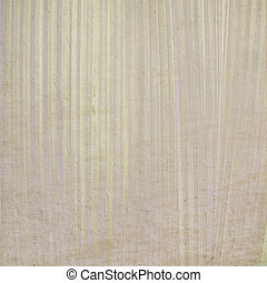 Beige and Indigo Leaf Stripe Background - Beige and Indigo...