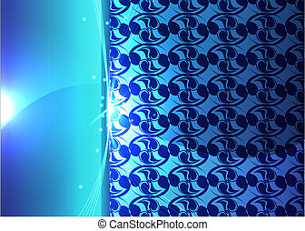 colored background with a pattern