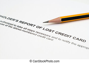 What Happens after I Report My Lost Card?