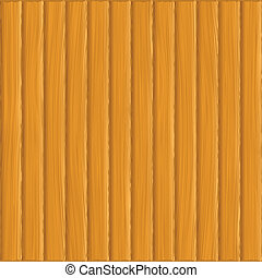 Wooden Background - Vector Wooden Background