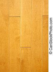 Hardwood floor detailes.