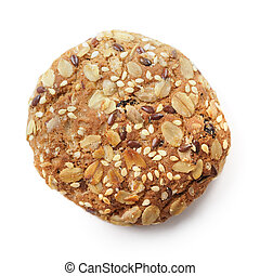 Delicious oatmeal cookie