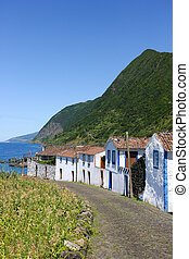 Azores houses  - Azores typical houses