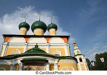 Church in Uglich Russia