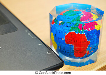 Global communications - Easy communication between the...