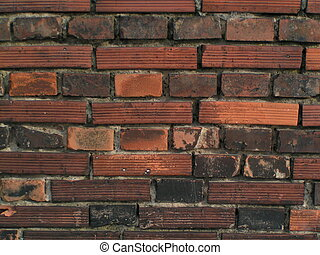 Brick Wall - old
