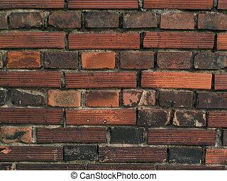 Brick Wall - old