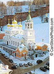 John the Baptist Church Nizhny Novgorod Russia