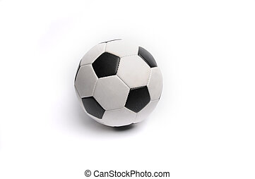Soccer Ball or Football - Soccer ball or football in a small...