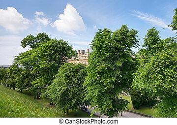 Park in York, UK