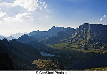 Polish Tatras mountains