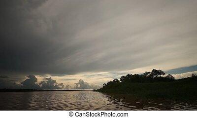 Shipping, Amazon, Iquitos, Peru
