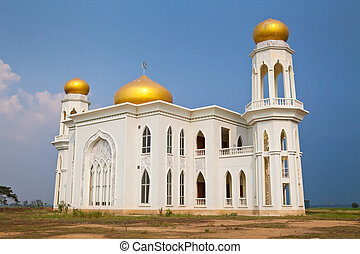 islamic mosque - View of islamic mosque in Thailand