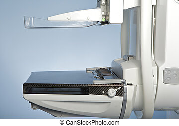 mammography machine - laboratory with mammography machine