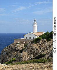 Lighthouse Punta de Capdepera - The lighthouse Punta de...