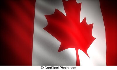 Flag of Canada (seamless)