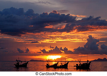 ko samui thailand - nice landscape of ko samui thailand