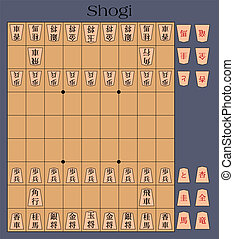 Shogi is a two-player board game also known as Japanese...