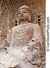 Big Vairocana of Longmen Grottoes - The Big Vairocana of...
