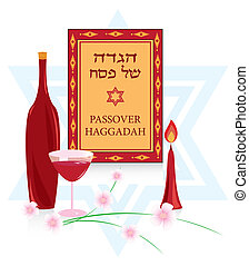 passover - congratulations to the Jewish holiday of...