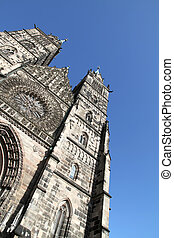Cathedral St. Lorenz of Nuremberg - The Cathedral of Saint...