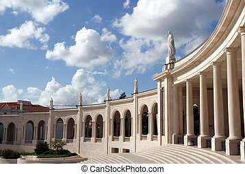 Sanctuary of Our Lady of Fatima. Fatima, Portugal