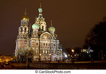 Church of the Savior on Blood.
