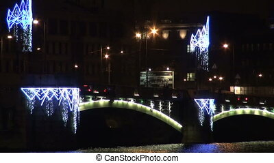 Lighting bridge