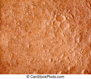 Brown embossed background