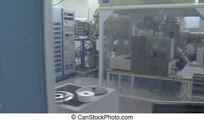 Laboratory of nanotechnologies
