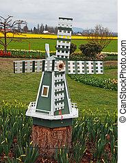 Little windmill
