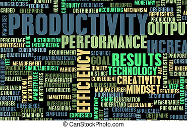 Productivity - Enhancing Productivity in the Business Office...