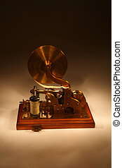 very old telegraph