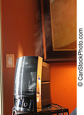 Bedroom Humidifier - An image of a humidifier.