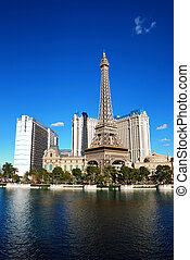 Luxury Hotel Casino, Las Vegas - Luxury Hotel Casino. Paris...