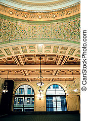 Chicago Cultural Center i