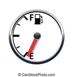 vector gas meter