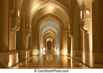 Archway, oriental architecture