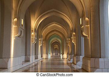 Archway - oriental architecture