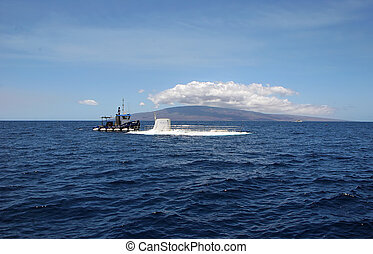 Submarine - Atlantis IX Submarine Adventure Maui ; 04242010...