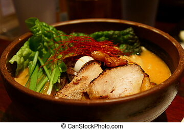 Most delicious looking ramen - Stock photo of the most...