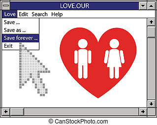 our love save forever