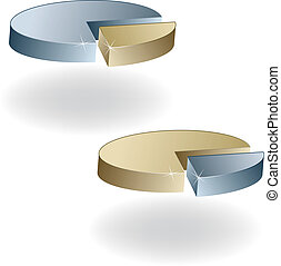 3d metallic rounded graphs