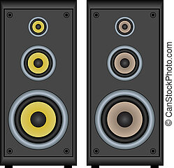 vector audio speakers