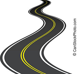 Long winding road Illustrations and Clip Art. 677 Long ...