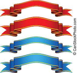 vector ribbons