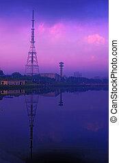 chennai TV tower -  TV tower