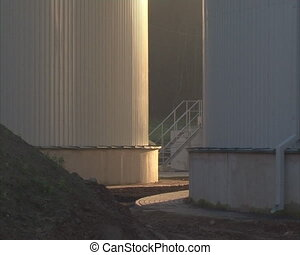 sludge rot obtain biogas - Sludge rot and biogas obtain...