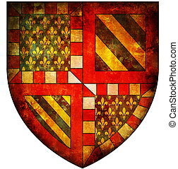 bourgogne coat of arms