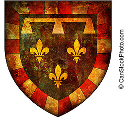 centre coat of arms